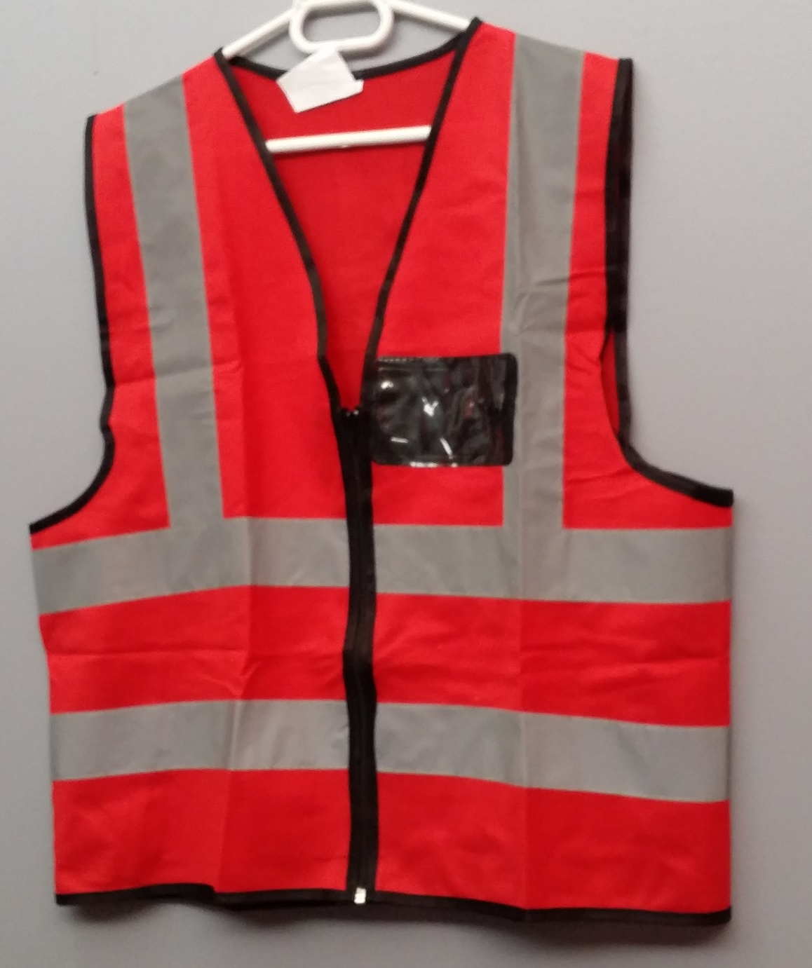 RED REFLECTIVE VEST - FIRE MARSHAL