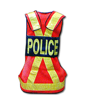 NATIONAL POLICE REFLECTIVE JACKET