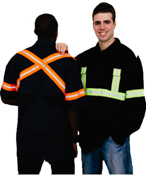 CLASSIC REFLECTIVE SAFETY SHIRT