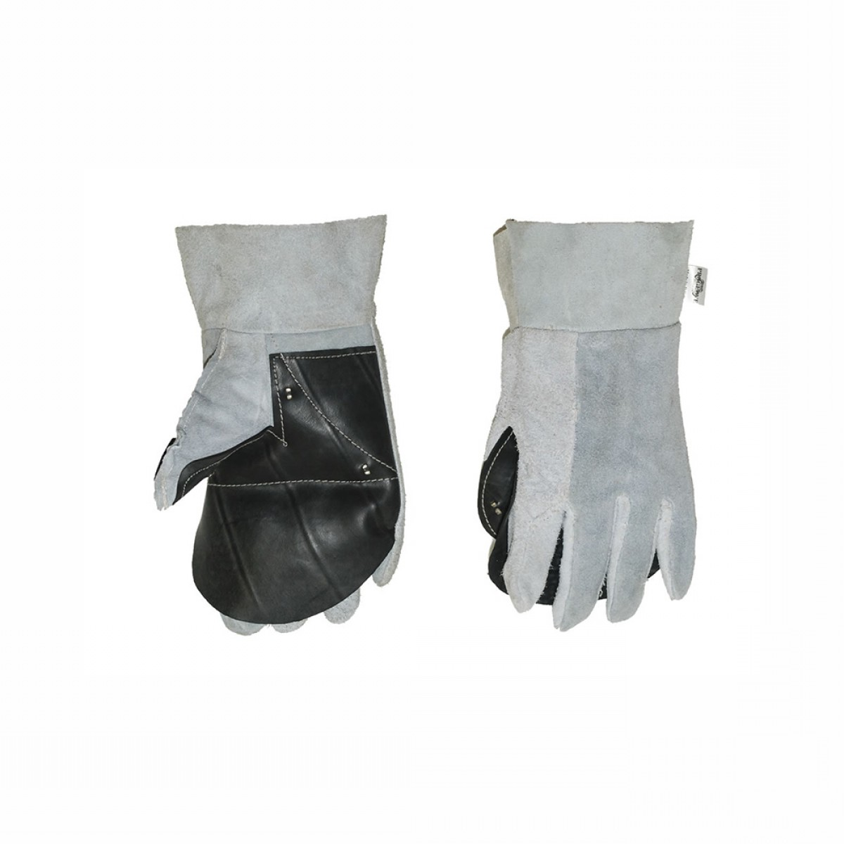 BRICK GLOVES WITH RUBBER PALM