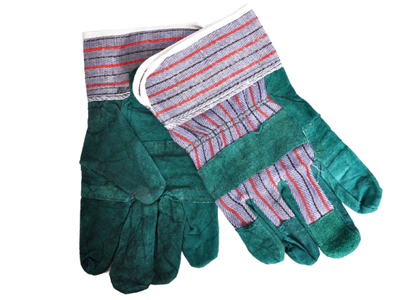 GLOVES CANDY SRIPE
