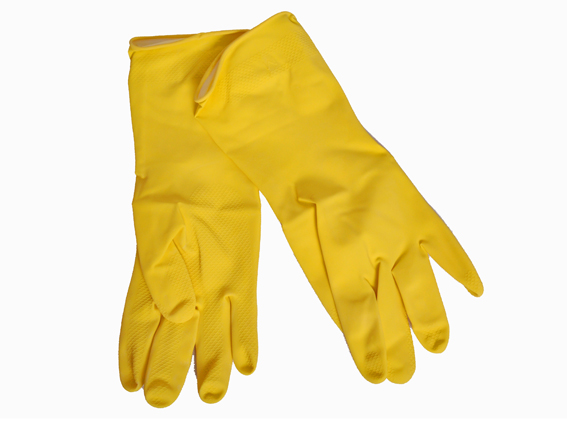 GLOVES HOUSEHOLD LATEX