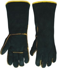 BLACK WELDING GLOVE