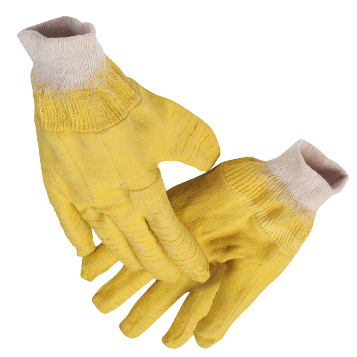 YELLOW COMAREX GLOVE